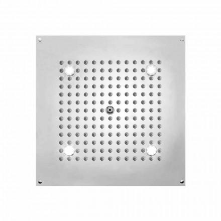 Bossini Regenduschkopf mit LED und 1 Strahlart