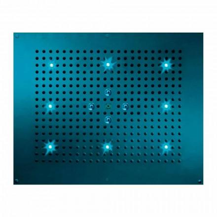 Bossini 2-Strahl Deckenbrause mit Farblichttherapie   Dream Neb