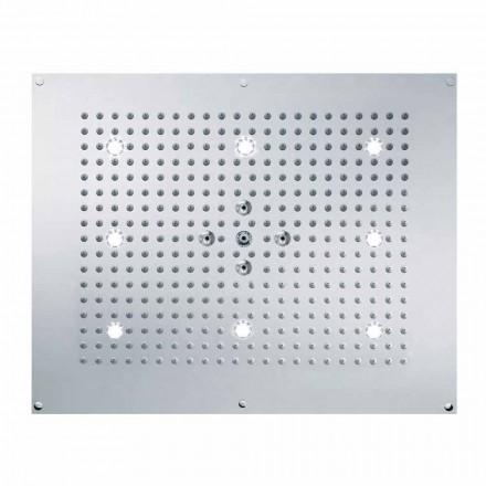 Bossini Duschkopf Regendusche mit LED Beleuchtung   Dream Neb