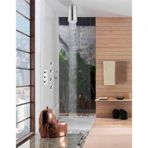 Showerhead für die ursprüngliche Dusche mit Einlagen Swarovski Bossini