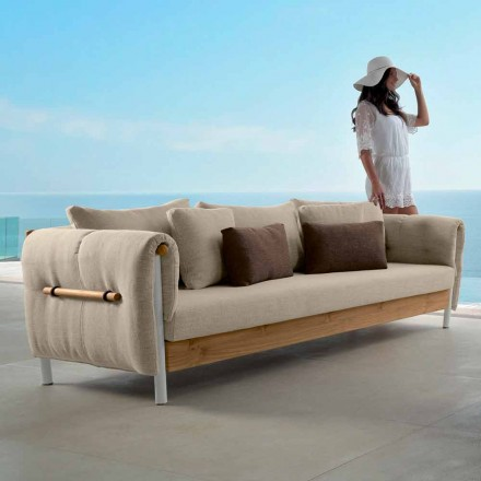Talenti Domino Design Gartensofa made in Italy