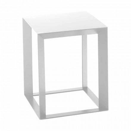 Square Design Metall Couchtisch 2 Abmessungen - Josyane