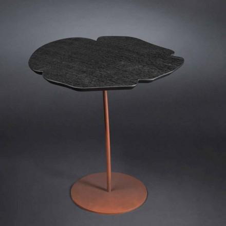 Beistelltisch aus Eichenholz in modernem Design Andy
