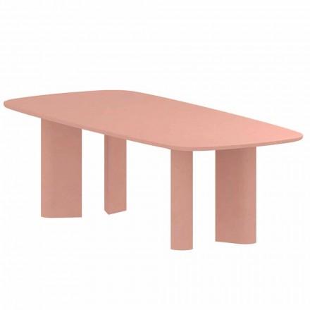 Design Esstisch aus Ton Made in Italy - Bonaldo Geometric Table