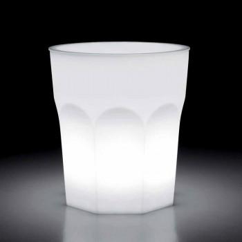 Bright Design Outdoor Tisch aus Polyethylen und HPL Made in Italy - Pucca