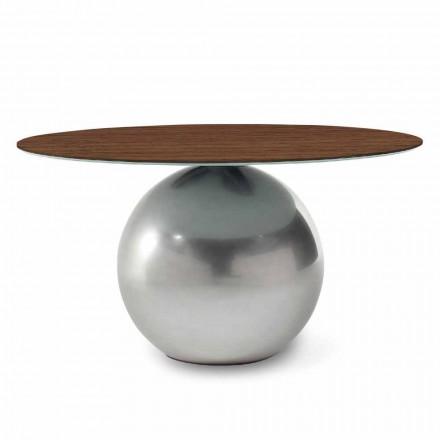 Bonaldo Feste oder Ausziehbare Runde Tische in Modernem
