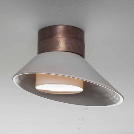 Toscot Chapeau! Wandlampe / Deckenleuchter made in Italy
