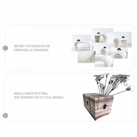 Bath Bathroom Furniture Design Fingerfood Made in Italy