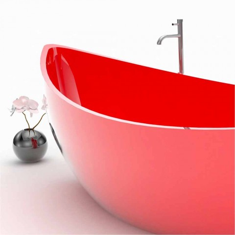 Bath Badezimmermöbel in Adamantx® Funamori Made in Italy