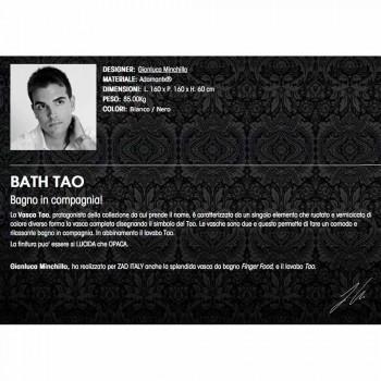 Bad Badmöbel Bad inAdamantx® Tao Made in Italy
