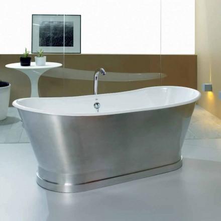 Freistehende Badewanne in modernem Design Romeo
