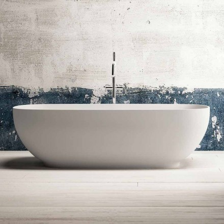 moderne Freestanding Badewanne Solid Surface Design - Link