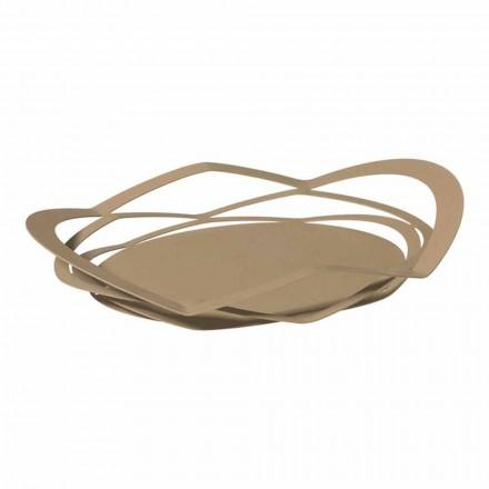 Modernes handgemachtes Eisen-Küchentablett, hergestellt in Italien - Futti