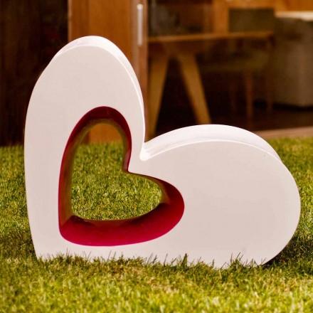 Vondom Agatha moderner Gartensessel aus farbigem Polyäthylen
